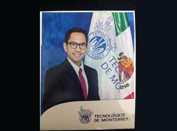 CompartoDepa MX - Victor - 25 - Monterrey