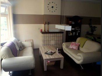 EasyKamer NL - 40m2 fully furnished room, near centre for rent - Hillegersberg-Noord, Rotterdam - €550