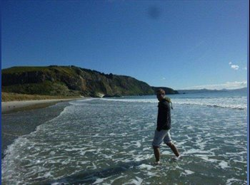 NZ - Two rooms available, short term ok Port Chalmers - Port Chalmers, Dunedin - $520