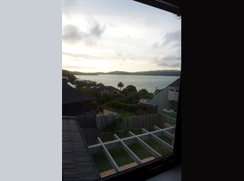 NZ - Whitby - sunny room with sea views - Whitby, Wellington - $867