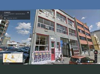 NZ - CBD - 13 Garrett Street - Wellington Central, Wellington - $880
