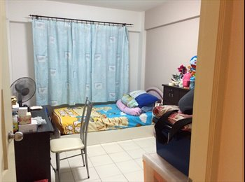 EasyRoommate SG - common room - 7-10 mins to MRT - Sembawang, Singapore - $680