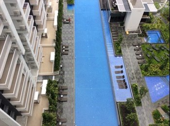 EasyRoommate SG - one commom room to rent - Jurong, Singapore - $1200