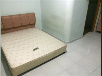 EasyRoommate SG - A master bedroom with bathroom available for rent - Simei, Singapore - $800