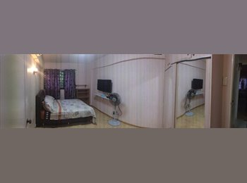 EasyRoommate SG - Common rm/clementi/near mrt/amenities/bustop in 0 minutes - Clementi, Singapore - $900