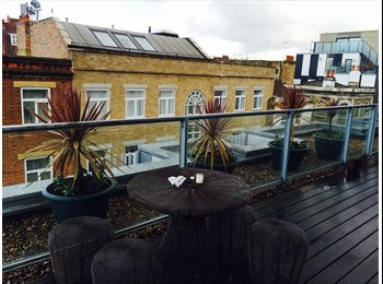 EasyRoommate UK - Shoreditch Penthouse - Barbican and Shoreditch, London - £1400