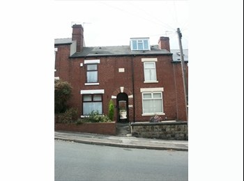 EasyRoommate UK -  Double Room Available in a Great Student House - Heeley, Sheffield - £225