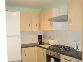 EasyRoommate UK - Bright double room in Wellingborough - Wellingborough, Wellingborough - £300