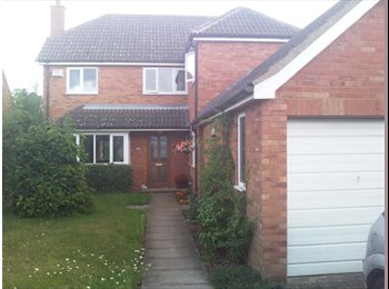 EasyRoommate UK - Spacious double room in Brampton - £375 pcm - Huntingdon, Huntingdonshire - £375