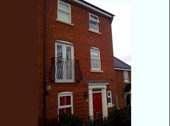 EasyRoommate UK - Wellingborough double room to let - Wellingborough, Wellingborough - £320