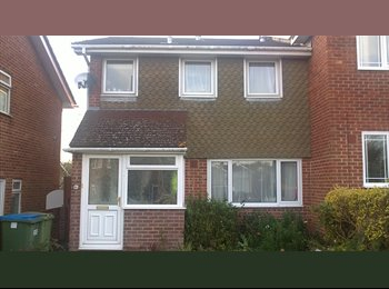 EasyRoommate UK - Single room in Portchester - Portchester, Fareham and Gosport - £320
