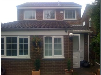 EasyRoommate UK - Double room in luxury detached house - St. Albans, St Albans - £425