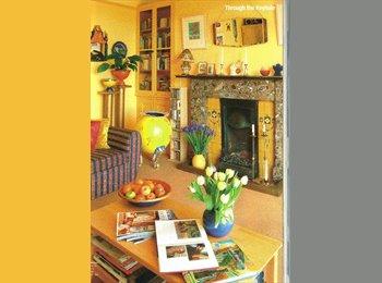 EasyRoommate UK - Double room in friendly victorian house to rent in Brixham - Brixham, Brixham - £400