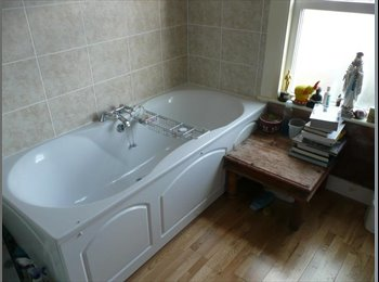 EasyRoommate UK - FEMALE ONLY-LARGE FLATSHARE FOREST HILL AVAIL NOW - Sydenham, London - £475
