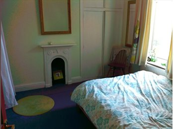 EasyRoommate UK - Furnished Double Room in large terraced house - Hasland, Chesterfield - £335