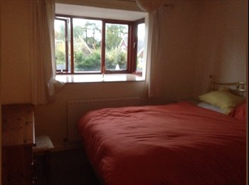 EasyRoommate UK - Double room to rent near Basingstoke (Oakley) - East Oakley, Basingstoke and Deane - £380