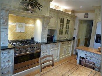 EasyRoommate UK - Luxury Houseshare Heaton Moore - Heaton Moor, Stockport - £360