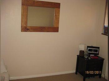 EasyRoommate UK - Double unfurnished room to rent in Stubbington - Stubbington, Fareham and Gosport - £350