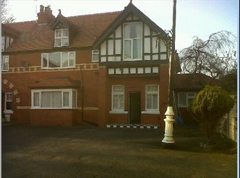 EasyRoommate UK - Double Bedroom for working lad in Southport - Southport, Southport - £325