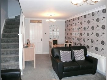 EasyRoommate UK - looking for a tidy, clean and quiet professional or student to share my home - Chester le Street, Chester le Street - £350