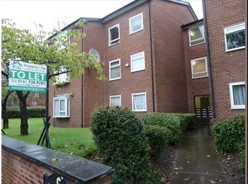 EasyRoommate UK - 2 Bed Flat available NOW - 15th October 2011 - Crumpsall, Manchester - £450