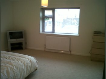 EasyRoommate UK - large double bedroom in spacecious property - Arnold, Nottingham - £350