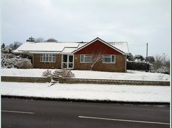 EasyRoommate UK - Double room available - Peacehaven, Lewes - £433