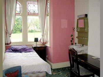 EasyRoommate UK - SINGLE FURNISHED ROOM TO LET NEAR NUNEATON CENTRE - Attleborough, Nuneaton - £260