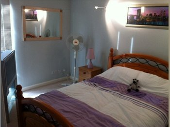 EasyRoommate UK - City Centre Pad with roof terrace - Glasgow Centre, Glasgow - £450