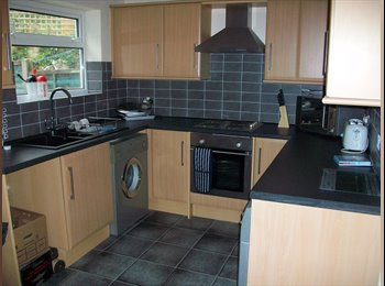 EasyRoommate UK - double bedroom/shared house - St Georges, Bristol - £425