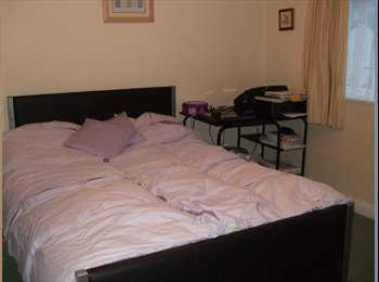 EasyRoommate UK - Double Room for Single Use - Chudleigh Knighton, Newton Abbot - £325