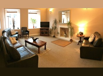 EasyRoommate UK - En-suite room, friendly tenants, near town centre - Dumfries, Dumfries - £380