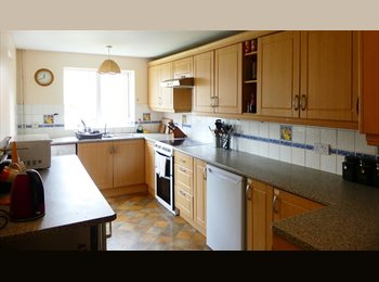 EasyRoommate UK - Double & single rooms -Tewkesbury - Tewkesbury, Tewkesbury - £325