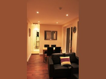 EasyRoommate UK - BRIGHT MODERN ROOM, WIFI, TV, CLEANER, PARKING - Apsley, Hemel Hempstead - £525