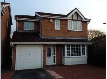 EasyRoommate UK - Double or Single Room with Bathroom, Sothall S20 - Beighton, Sheffield - £500