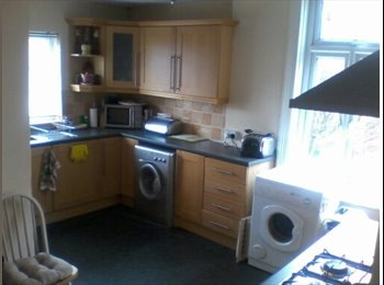 EasyRoommate UK - Large Double room in victorian flat - South Shields, South Tyneside - £250
