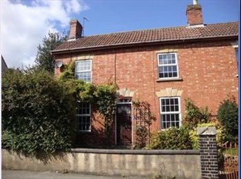 EasyRoommate UK - Double room available in Gloucestershire cottage - Dursley, Dursley - £400
