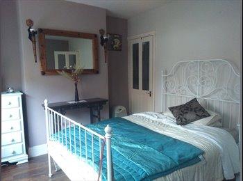 EasyRoommate UK - Furnished,Bright Double Room in Brampton - Brampton, Chesterfield - £375
