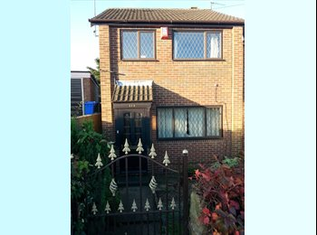 EasyRoommate UK - Lodger wanted for double room close to city centre - Heeley, Sheffield - £350