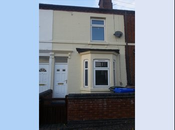 EasyRoommate UK - Refurbished Victorian house with charcter suit 4 - Stoke-on-Trent, Stoke-on-Trent - £303