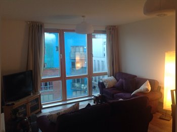 EasyRoommate UK - Double - 3 mins to Temple Meads - gym included! - St Phillips, Bristol - £600