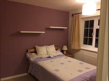 EasyRoommate UK - Double room few miles out of sudbury - Sudbury, Sudbury - £350