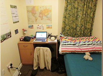 EasyRoommate UK - Single room in a nice 4-bedroom house in Falmouth - Falmouth, Falmouth - £240
