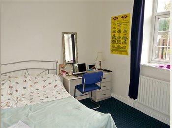 EasyRoommate UK - Modern Spacious 4 bed apartment - All Bills Inc - Broomhall, Sheffield - £364