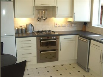 EasyRoommate UK - 1 large double to let in Grange park available now - Wootton, Northampton - £455