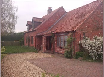 EasyRoommate UK - Annexe available to rent - Bassingham, Lincoln - £500