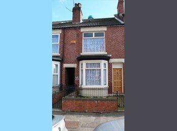 EasyRoommate UK - Lovely 4 double bed house - just like home! - Heeley, Sheffield - £217