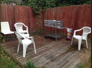EasyRoommate UK - Large Double room available from 25th August - Corby, East Northamptonshire and Corby - £390