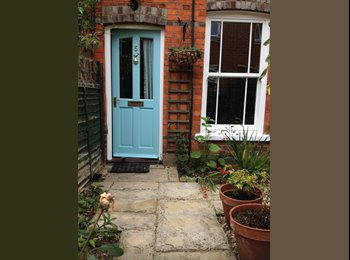 EasyRoommate UK - Large double room with private bathroom + office - Newbury, Newbury - £600