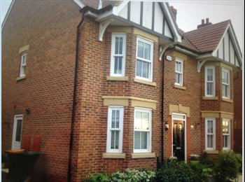 EasyRoommate UK - House share - double room /own bathroom - Bedford, Bedford - £500